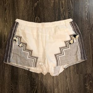 ✨ j. crew linen shorts